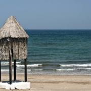Muscat beach life