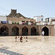 Naar de suq in Muscat
