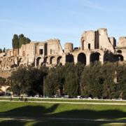 Circo Massimo en Palatino