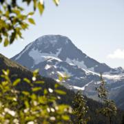 Mooie berg