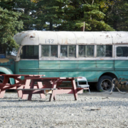 "Bus ""Into the wild"""