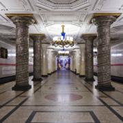 Metrostation Avtovo