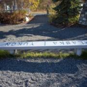 Yukon grens