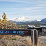 Kluane River