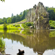 Teutoburgerwald Externsteine