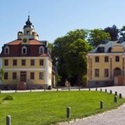 Weimar Schloss Belvedere
