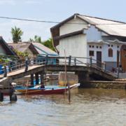 Pangandaran naar Cilacap