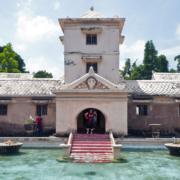 Waterpaleis Taman Sari, Yogjakarta