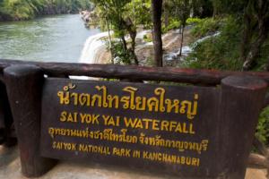 Sai Yok Yai NP, Kanchanaburi