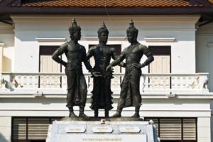 Three Kings, Chiang Mai