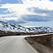 35. Sneeuw bij Ifrane